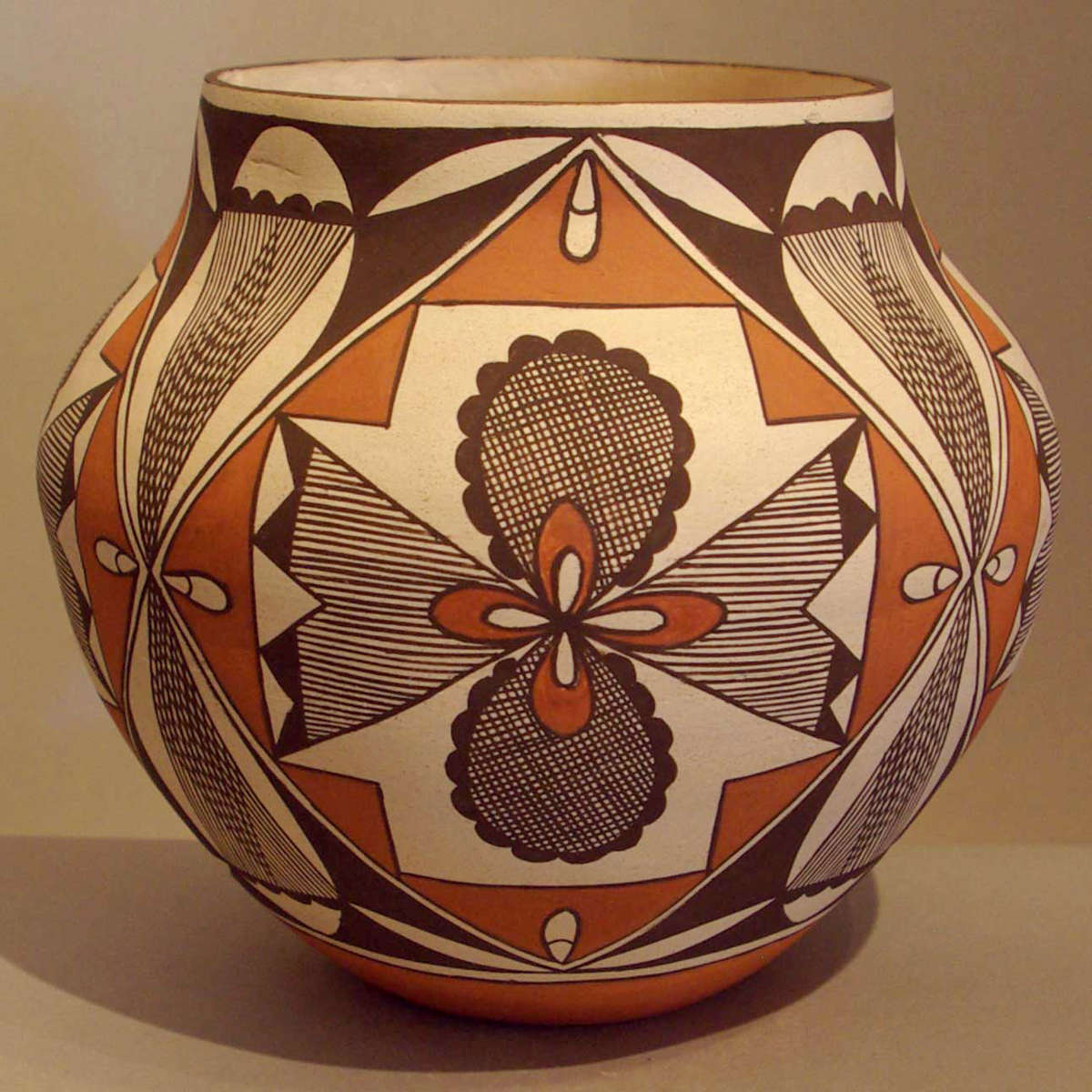 Laguna Pueblo Pottery History  THE HISTORY - Moses On The Mesa