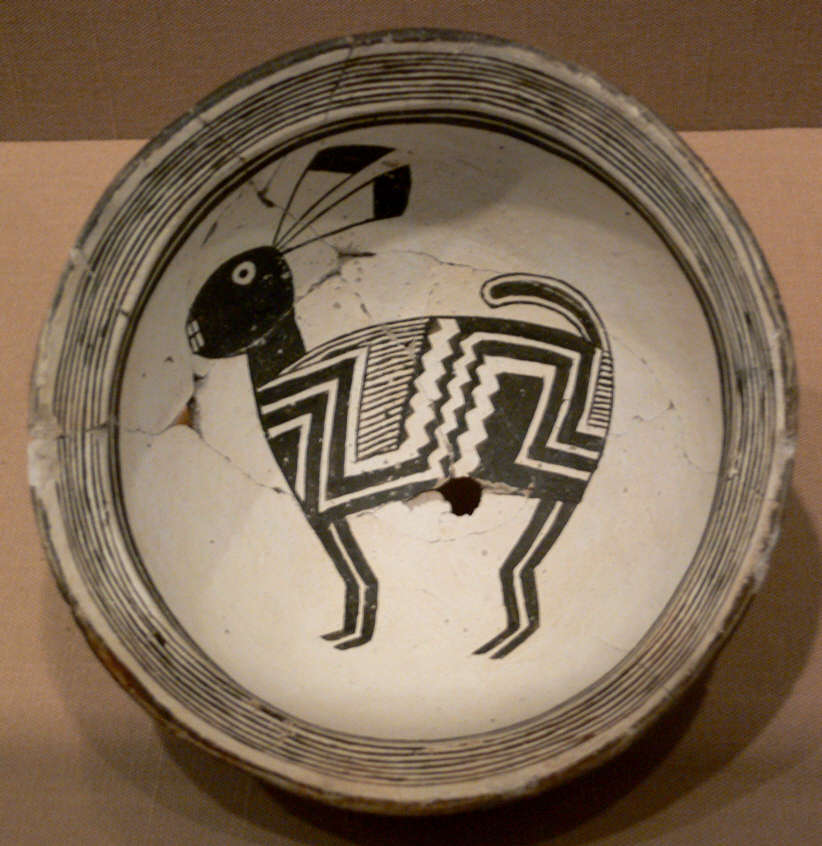 The Mimbres Culture   In the Eyes of the Pot